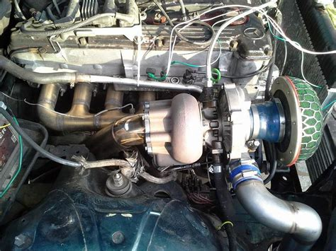 W123 280 With Turbo/Charger - Mercedes-Benz Forum