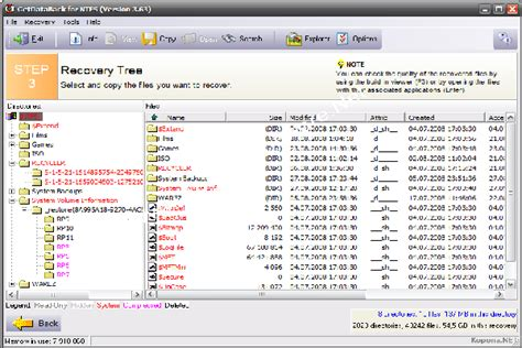 Runtime GetDataBack For FAT and NTFS Free Download - Free