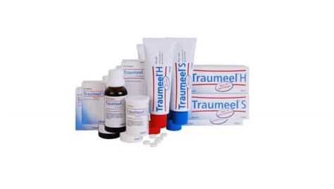 5 Best Healing Ointments: Traumeel Ointment, T-Relief