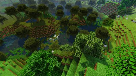 Minecraft Aerial View 4K HD Wallpapers | HD Wallpapers