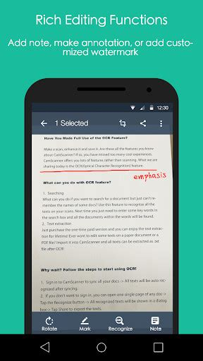 CamScanner for Android - Free Download