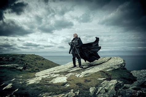 Family Has Epic 'Game Of Thrones'-Inspired Photo Shoot For