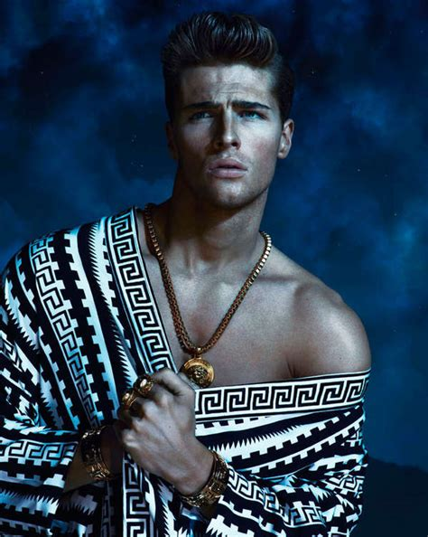 Chromatic Opulence Ads (UPDATE) : Versace Spring 2013 Campaign
