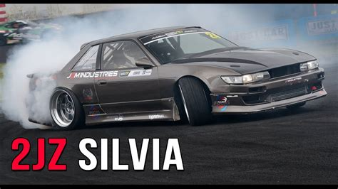 2JZ Silvia by JDM Industries - YouTube