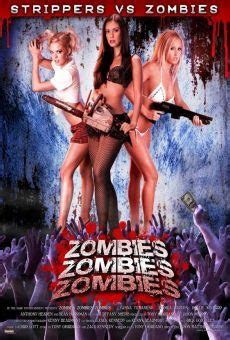 ZOMBIES! ZOMBIES! ZOMBIES!: STRIPPERS VS