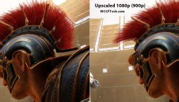 Xbox One Resolution and Polygon Count Real Life Difference