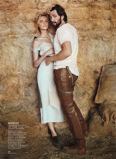 Michiel Huisman Stars in Editorial for Glamour August 2014
