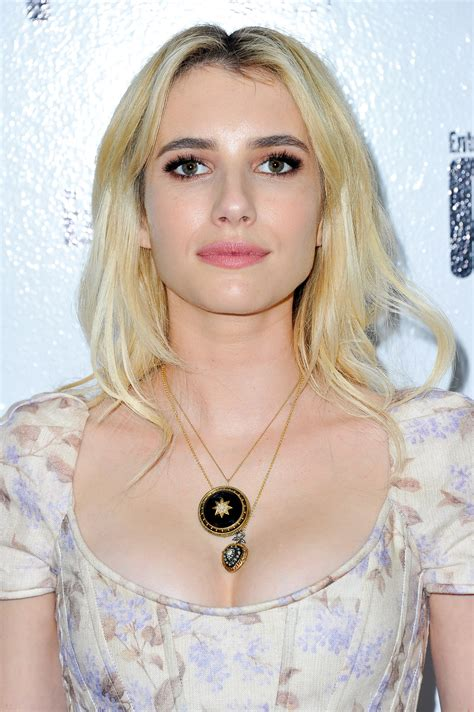 Emma Roberts Has Brunette Hair Again and It's Pretty