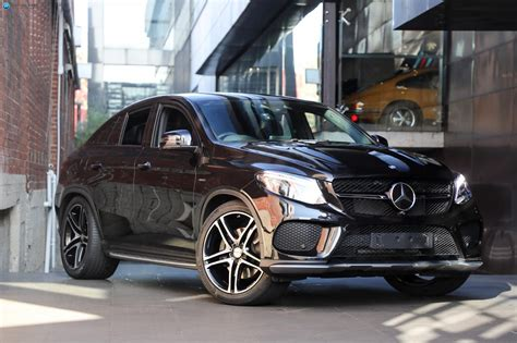 2016 Mercedes-Benz GLE-Class C292 GLE450 AMG Coupe 5dr 9G