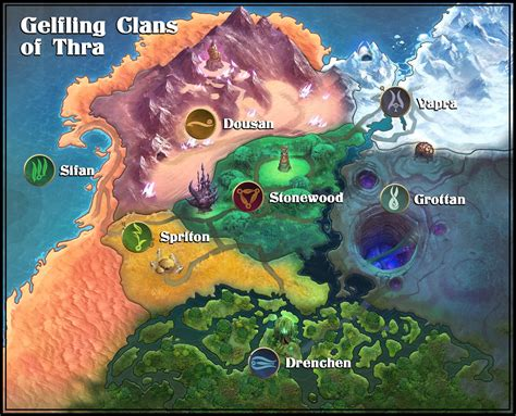 The Dark Crystal: Age of Resistance Tactics/Clans | The