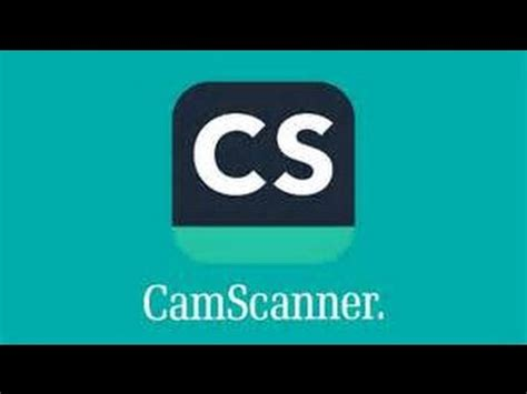 How to use CamScanner Android app? - YouTube