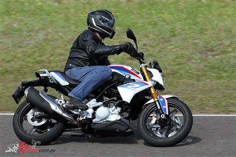 Review: 2017 BMW G 310 R LAMS Approved - Bike Review