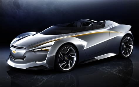 Chevrolet Mi ray Roadster Concept Car Wallpapers | HD