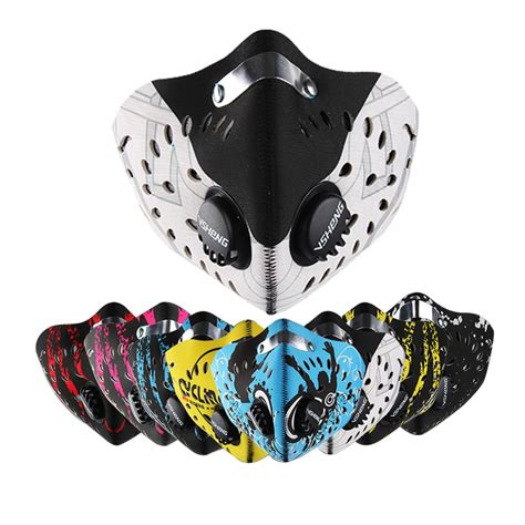Sport Dust Filter Cycling Face Mask Half Face Protective