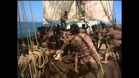 Roots: mutiny on a slave ship - YouTube