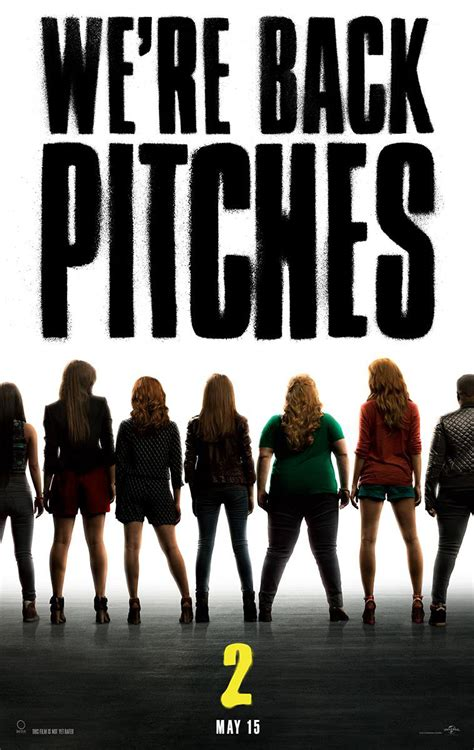 Pitch Perfect 2 (2015) Movie Trailer, Release Date, Cast