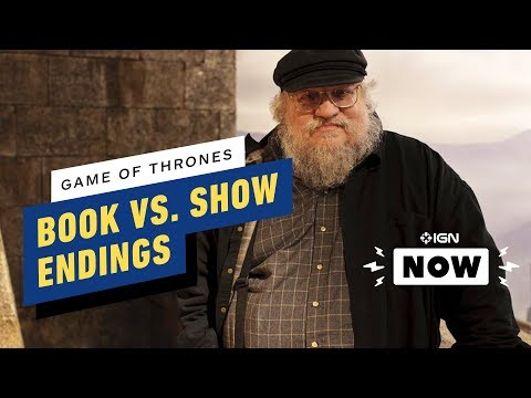 'Game of Thrones' producers know how the book series will