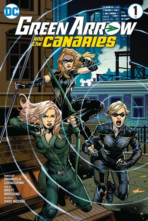 Green Arrow and the Canaries | Arrowverse Wiki | Fandom