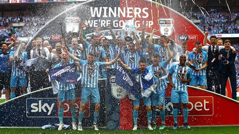Play-Off Final: Coventry crackers seal Sky Blues success