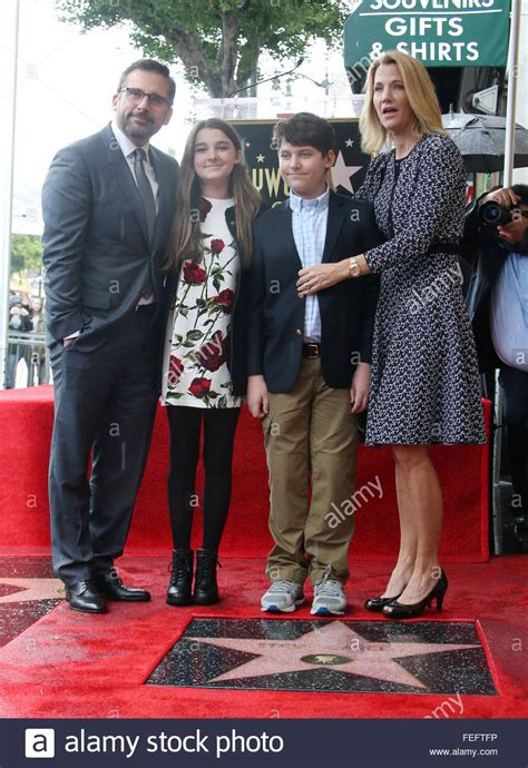 Steve Carell Honored With Star On The Hollywood Walk Of