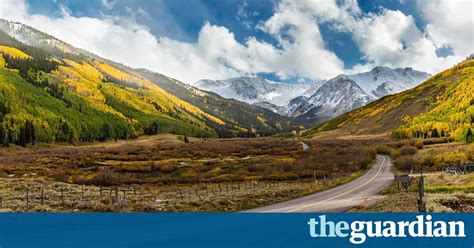 Rockies road trip: driving Colorado in the summer   Travel