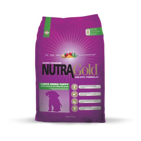 Nutra Gold Puppy Large Breed 15kg   MALL