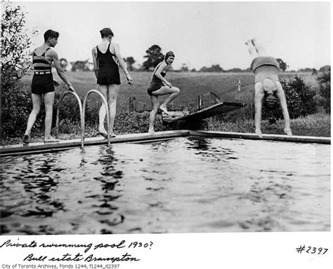 A visual history of swimming in Toronto