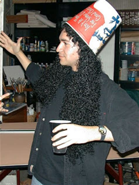 Brian Carroll: buckethead unmasked, is this for real?