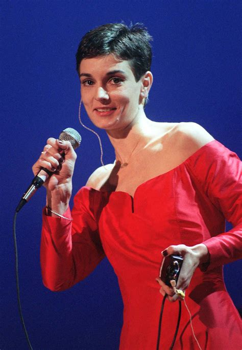 Sinead O'Connor – Nothing compares to you (Nada es
