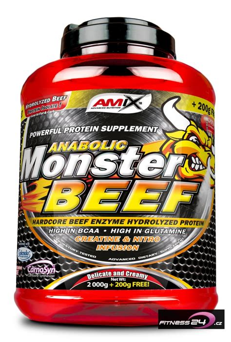 Anabolic Monster Beef 90 - Fitness-24