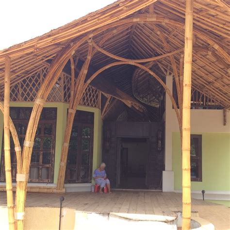 Bamboo roof private residence in Lampang | Chiangmai Life