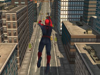 The Amazing Spider-Man 2™ Endless Swing - online hra