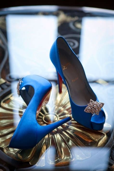 21 Times Christian Louboutin Wedding Shoes Made Us Fall in