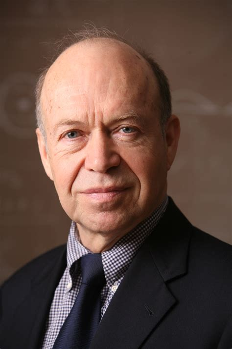 James Hansen Honored for Pioneering Work in Climate Change