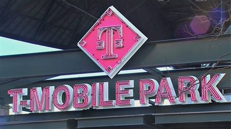 T-Mobile Park signs start going up before Mariners home