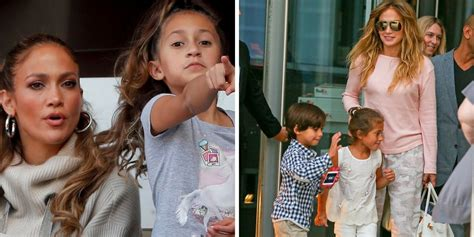25 Reasons Why Jennifer Lopez Is The Best Mom In Hollywood