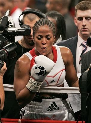 Laila Ali – news, latest fights, boxing record, videos, photos