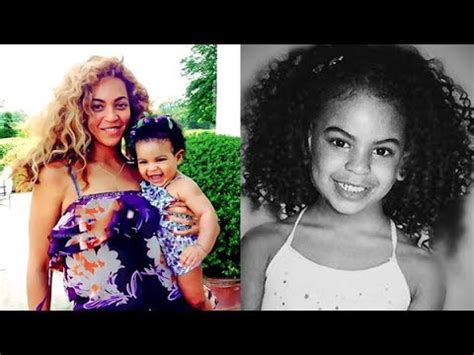 Beyonce and Jay z daughter (Blue Ivy) - YouTube