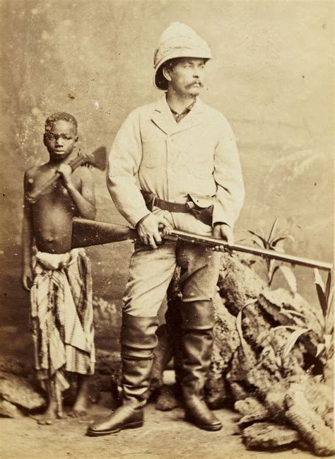 Henry Morton Stanley's first trans-Africa exploration