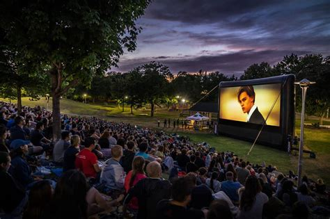 Watch free movies at Christie Pits park this summer