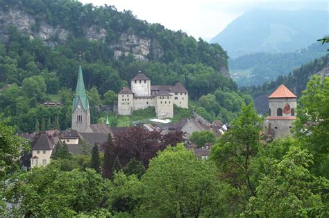 Feldkirch, Austria - Tom Galvin's Travel Page and Blog