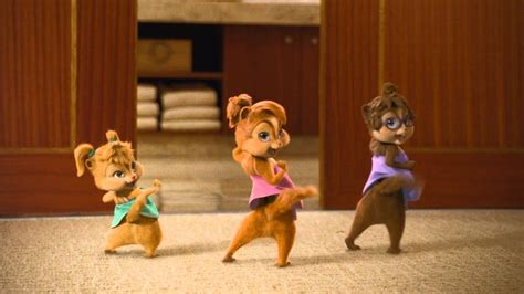 The Chipettes - I love it - YouTube
