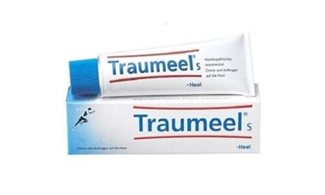 Traumeel Ointment for Pain Relief - Inside First Aid